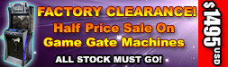 Game Gate Factory Clearance