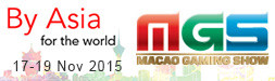 Macao Gaming Show 2015