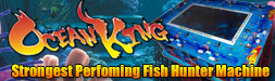 Ocean King, The strongest performing Fish hunter machine on the market